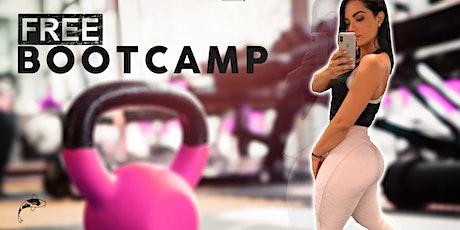 veedah • Free Full-body Butt-camp Focused for Women tickets