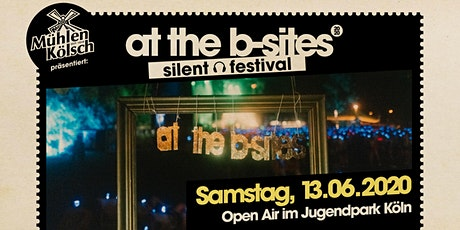 At The B-Sites Festival 2020 Tickets