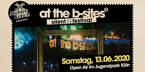 At The B-Sites Festival 2020