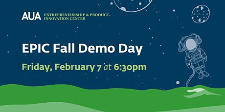 EPIC Fall 2019 Batch Demo Day tickets