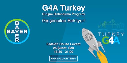 Bayer G4A Turkey: Sağlık ve Tarım Girişimcileri Buluşması 4