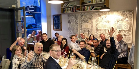 East Coast Whisky & Edinburgh Food Social: Fine Food & Great Drams tickets