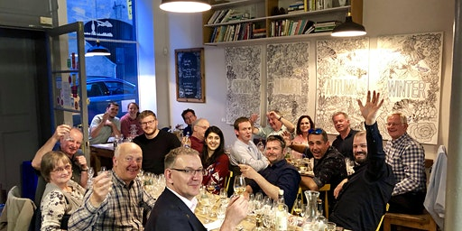 East Coast Whisky & Edinburgh Food Social: Fine Food & Great Drams