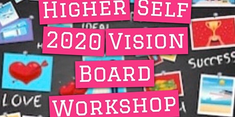 Your Higher Self Vision Board tickets
