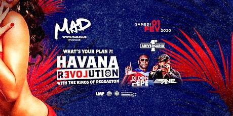 HAVANA REVOLUTION billets