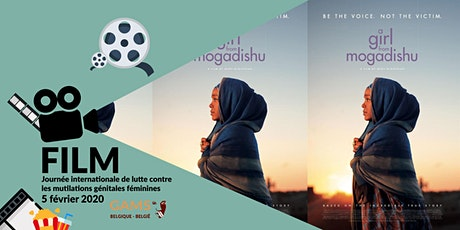 """Projection-débat """"A Girl From Mogadishu"""" GAMS Belgique tickets"""
