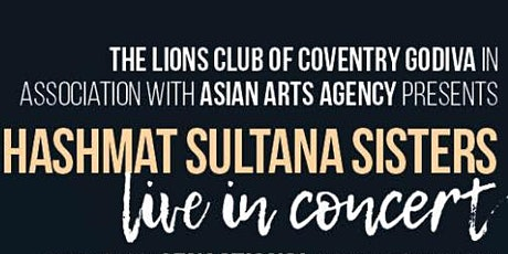 Hashmat Sultana Sisters Live in Concert tickets