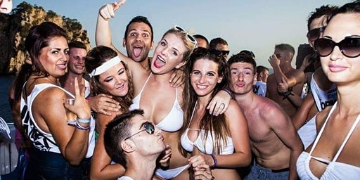 Barcelona Boat Party 2020