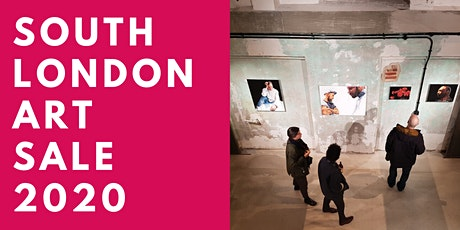 South London Art Sale tickets