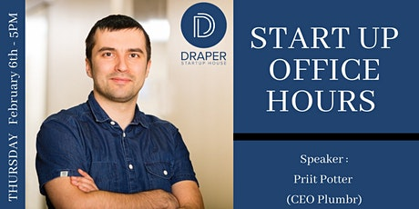 Startup OFFICE HOURS tickets