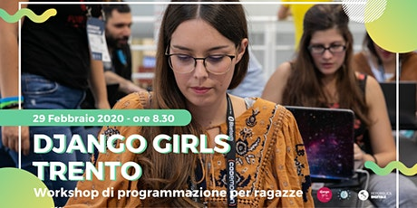 Django Girls Trento biglietti
