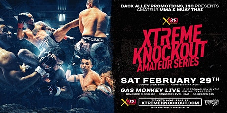 XKO Amateur Series tickets