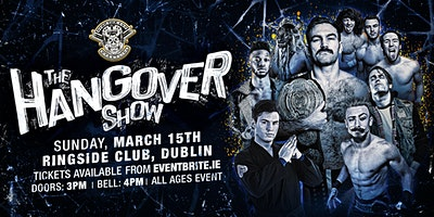 """Over the Top Wrestling Presents """"The Hangover Show"""""""