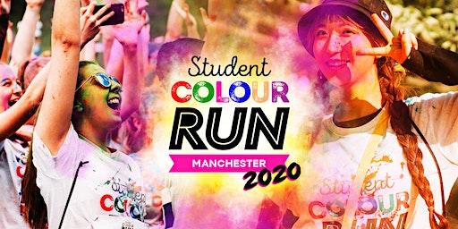 Student Colour Run Manchester 2020