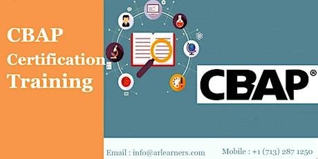 CBAP Certification Training in Seattle, WA, USA tickets