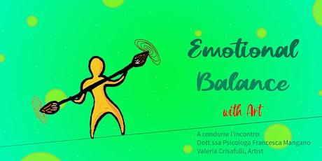Emotional Balance with Art biglietti