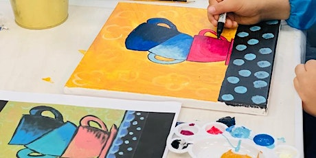 Kids Painting And Drawing Classes tickets