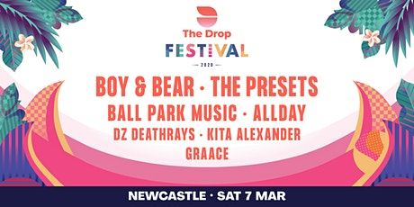 The Drop Festival 2020  Newcastle tickets