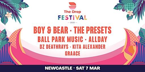 The Drop Festival 2020  Newcastle