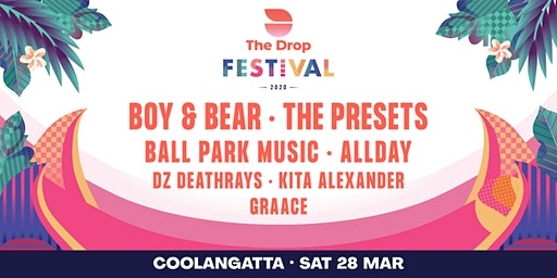 The Drop Festival 2020  Coolangatta