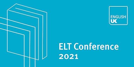 English UK ELT Conference 2021 - General delegates tickets