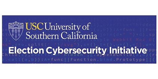 USC Election Cybersecurity Initiative - Ohio Training