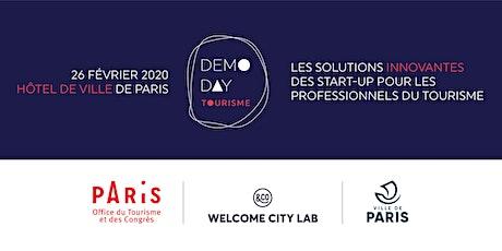 Démo Day : Les solutions innovantes des start-up pour les professionnels du tourisme billets
