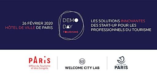 Démo Day : Les solutions innovantes des start-up pour les professionnels du tourisme