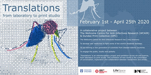 Translations: from laboratory to print studio exhibition launch