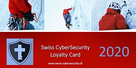 Swiss CyberSecurity Loyalty Card 2020