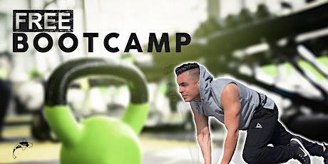 veedah • Free Full-body Bootcamp tickets
