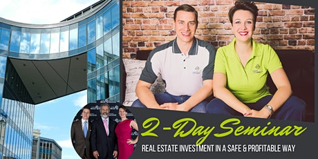 Mega Investor 2 Days Seminar tickets