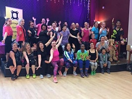 Zumbathon for charity 2020