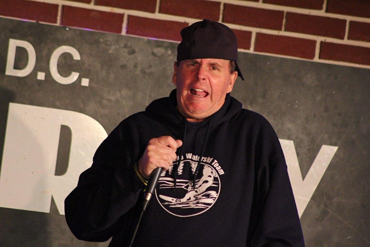 Comedian Bob Marley Salvatore's Lawrence Mass! Thurs March 12 at 7:30pm! image
