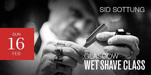 Shaving Course with Sid Sottung - One day