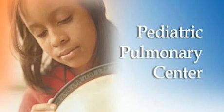 Updates in Pediatric Pulmonary Care tickets