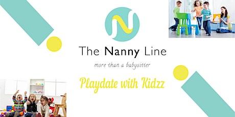 The Nanny Line Playdate with Kidzz entradas