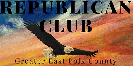 Republican Club of Greater East Polk County Announcement tickets