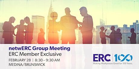 netwERC Group - Members Only HR Peer Group - Medina/Brunswick tickets