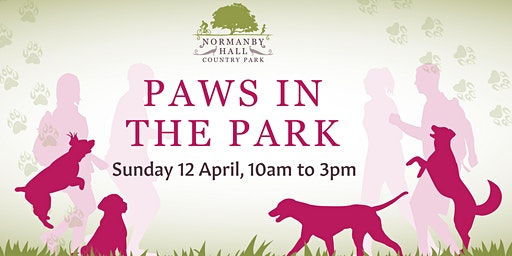 Paws in the Park Challenge