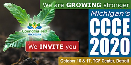 Michigan's Commercial Cannabis Conference & Expo 2020 tickets