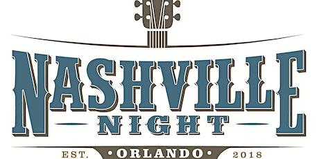 Nashville Night In Orlando with Danny Myrick and Bridgette Tatum tickets