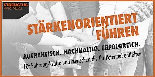 STÄRKENORIENTIERT FÜHREN – authentisch. nachhaltig. erfolgreich.