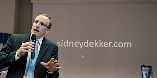 """MasterClass 2020"" - ""Safety differently & just culture"" par Sidney Dekker"