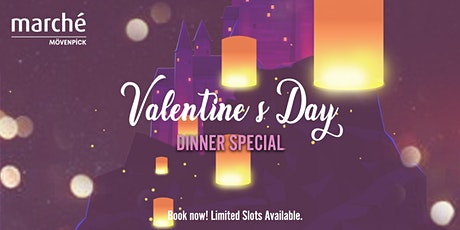 (VivoCity) Valentine's Day Dinner Special  @ March tickets