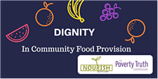Nourish Scotland + Poverty Truth Community logo