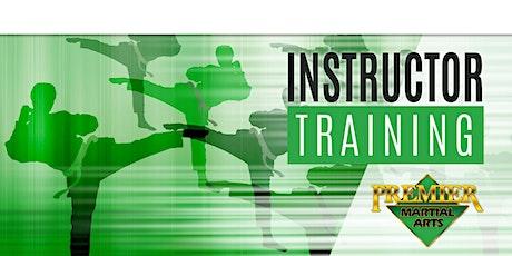 Premier Martial Arts International- Curriculum Training tickets