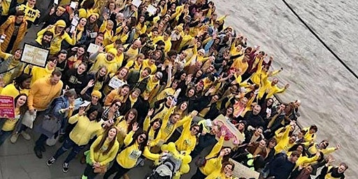 Leeds Endometriosis and women's health march