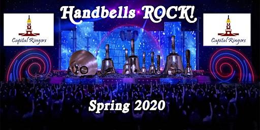 Capital Ringers: Handbells Rock!
