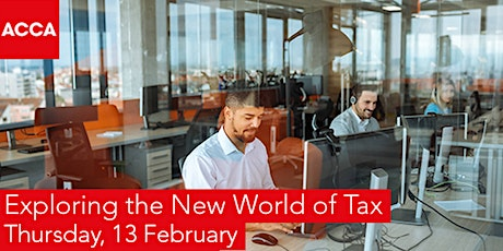 The New World of Tax:an increasingly challenging global environment  Geneva tickets